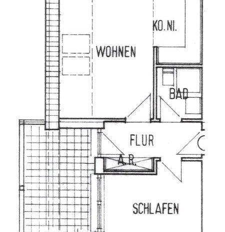 Südstrand Wyk – Wohnung 2