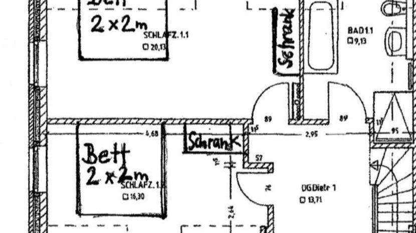 Stilvolles Ambiente im malerischen Wyk-Boldixum 1 – links